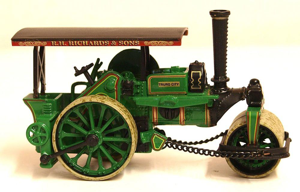 Oxford Diecast 76FSR005  Fowler Steam Roller No.18873 City Of Truro