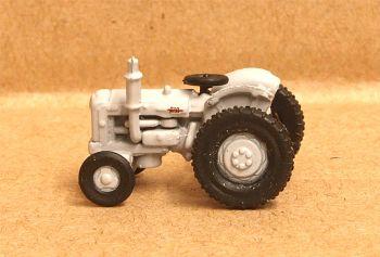 Oxford Diecast NTRAC004   Fordson Tractor matt grey