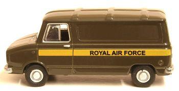 Oxford Diecast 76SHP005  Sherpa 200 Van RAF