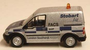Oxford Diecast 76FTC006  Ford Transit Connect Stobart Air