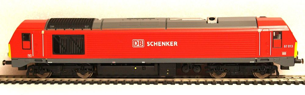 Hornby R3574  DB Schenker Class 67