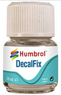 Humbrol AC6134  Decalfix 28ml Bottle