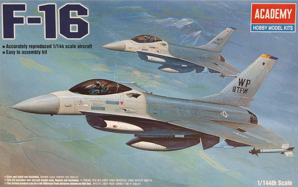 Academy 12610  F-16A/C Fighting Falcon