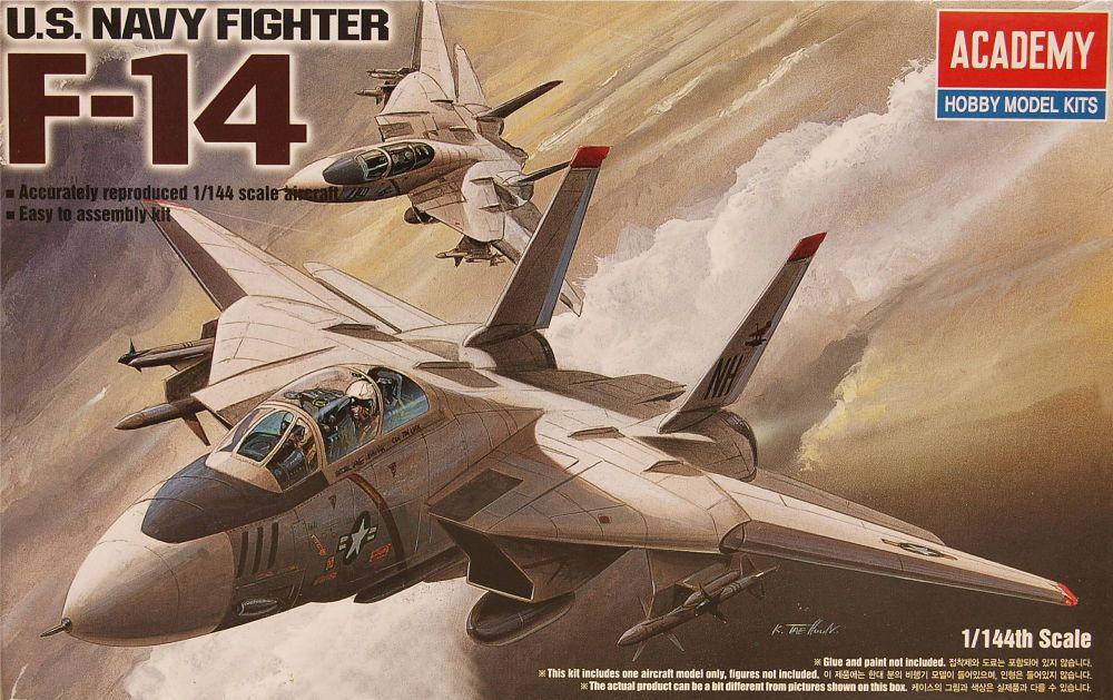 Academy 12608  F-14A Tomcat