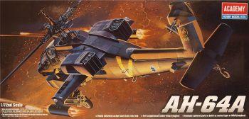 Academy 12488  AH-64A Apache