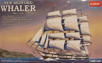Academy 14204  New Bedford Whaler