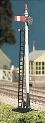 467  GWR round post signals