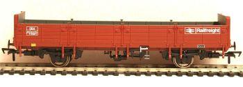 Bachmann 38-044  31 Tonne OBA Open Wagon BR Brown Railfreight