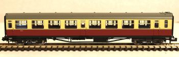 Graham Farish 374441  Bulleid third corridor coach S37