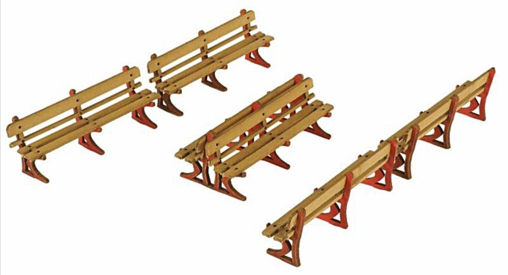 Metcalfe PO502   Platform Benches