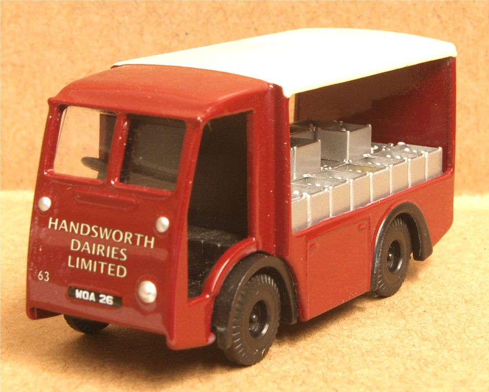 Classix EM76670  NCB Electric Milk Float