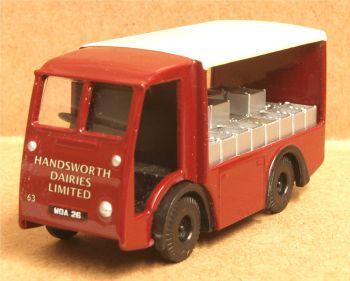 """Classix EM76670  NCB Electric Milk Float """"Handsworth Dairies"""""""