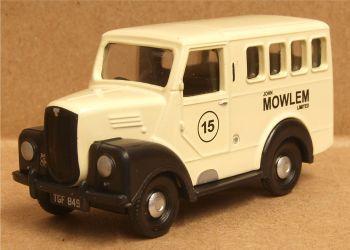 """Classix EM76689  Trojan Personnel wagon """"John Mowlem Ltd"""""""