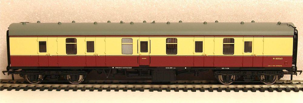 Bachmann 39177C  BR Mk1 BG Full Brake