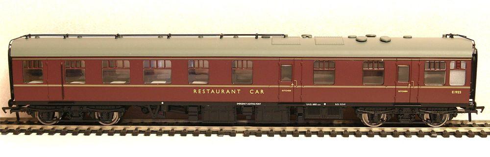 Bachmann 39-103C  BR Mk1 RU Restaurant car
