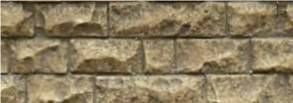 Chooch Enterprises 8262  Flexible Medium Cut Stone Wall