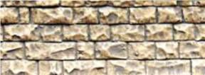 Chooch Enterprises 8260  Flexible Small Cut Stone Wall