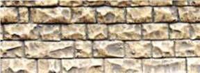 Chooch Enterprises 8260  Flexible Small Cut Stone Wall