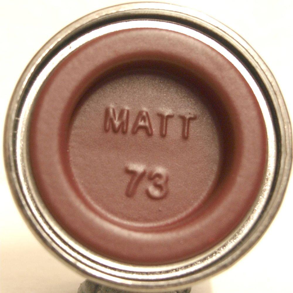 73  Humbrol (matt) Enamel  Wine  AA0802