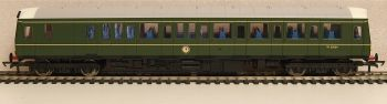 Hornby R3665  RailRoad Chiltern, Class 121, Driving Motor Brake Second