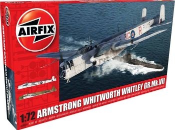 Airfix A09009  Armstrong Whitworth Whitley Mk.VII