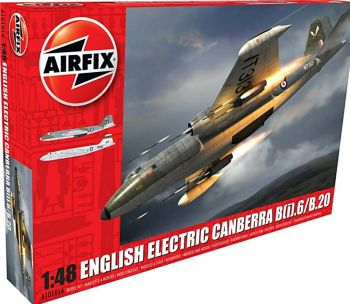 Airfix A10101A  English Electric Canberra B2/B20