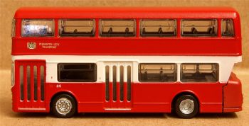 Scenecraft 379-607  Leyland Atlantean Plymouth City Transport