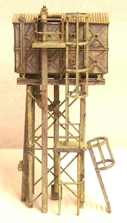 Scenecraft 440018  Small water tower