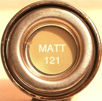 Humbrol 121  (Matt) Enamel Pale Stone AA1331