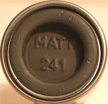 Humbrol 241 (Matt) Enamel  RLM 70 Schwartzgrun  AA2241