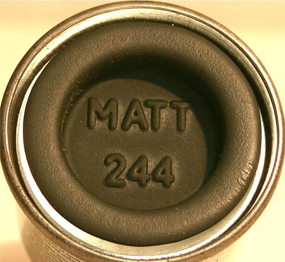 Humbrol 244 (Matt) Enamel  RLM 73 Grun  AA2244