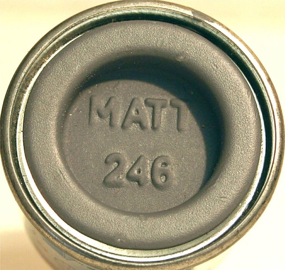 Humbrol 246 (Matt) Enamel  RLM 75 Grauviolett  AA2246