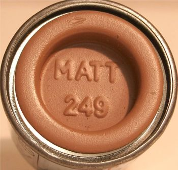 Humbrol 249 (Matt) Enamel  RLM 79 Sandgelb  AA2249