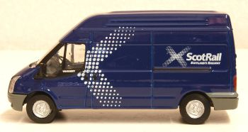 Oxford Diecast 76FT028  Ford Transit MK5 LWB High Scotrail