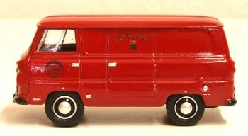 Oxford Diecast 76FDE004  Ford 400E Van  Royal Mail
