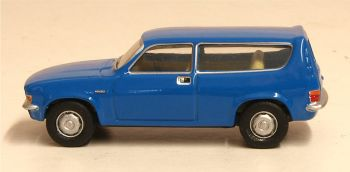 Oxford Diecast 76ALL004  Austin Allegro Estate Tahiti Blue