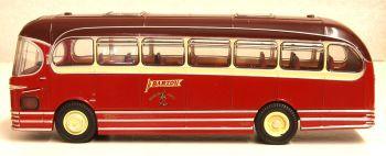 Oxford Diecast 76WFA004  Weymann Fanfare AEC Bartons