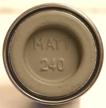 Humbrol 240 (Matt) Enamel  RLM 02 Grau  AA2240