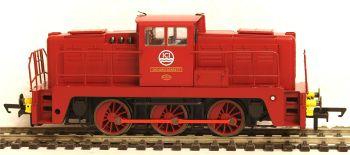 Oxford Rail GV2020  ICI Salt Division Janus 0 6 0 Diesel