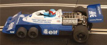 "SCX 60590  Tyrrell P34 ""Patrick Depailler"" 1:32"