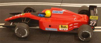 "Scalextric C319  Ferrari 643 No27 ""Alain Prost"" 1:32"