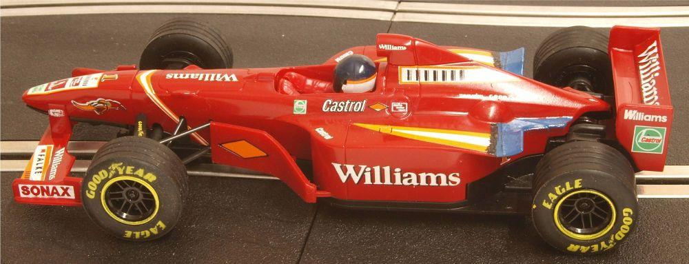 "Scalextric C2161  Williams FW20 F1 ""Heinz-Harald Frentzen"" 1:32"