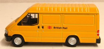 Oxford Diecast 76FT3003  Ford Transit Mk3 British Rail