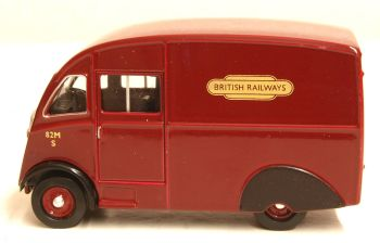 Oxford Diecast 76CM008  Commer Q25 British Railways