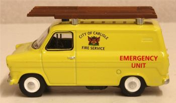 Oxford Diecast 76FT1004  Mk1 City Of Carlisle Fire Service