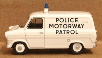 Oxford Diecast 76FT1007  Mk1 Police Motorway Patrol Gwent