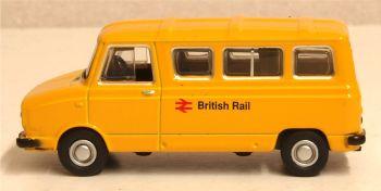 Oxford Diecast 76SHP002  Sherpa Minibus British Rail