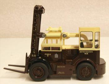 Oxford Diecast 76SDF001  Shelvoke & Drewry Freightlifter British Rail (Western)
