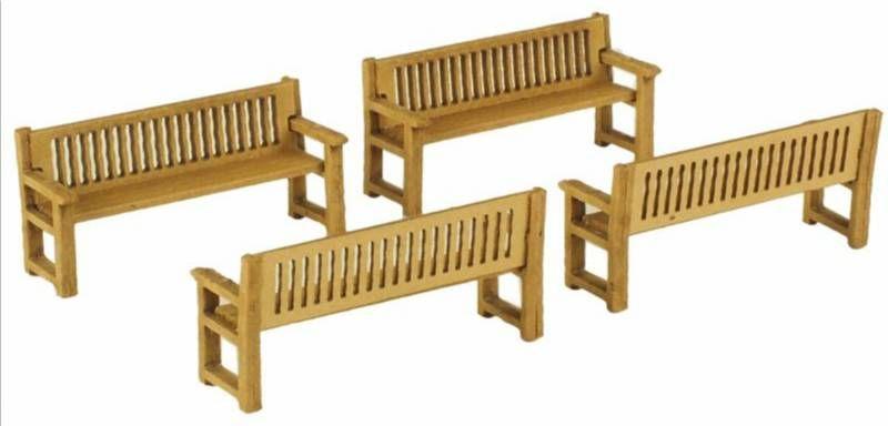 Metcalfe PO503   Park Benches