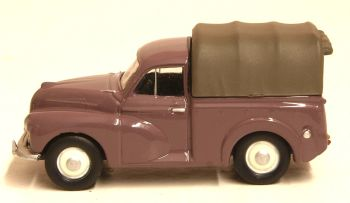 Classix EM76634  Morris Minor Pick-up ROSE TAUPE with rear cover